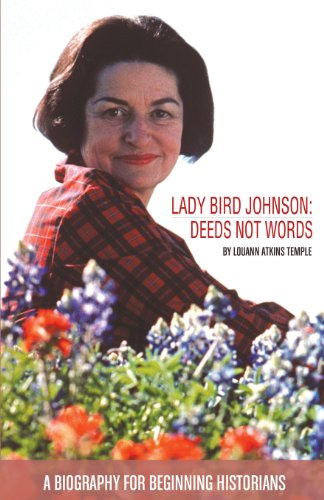 a short biography of lady bird johnson